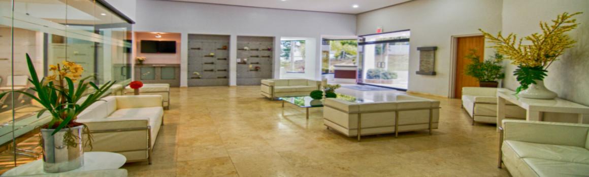 Suchville Memorial Lobby